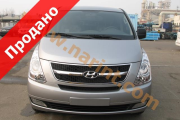 HYUNDAI GRAND STAREX 4WD LUXURY 2014